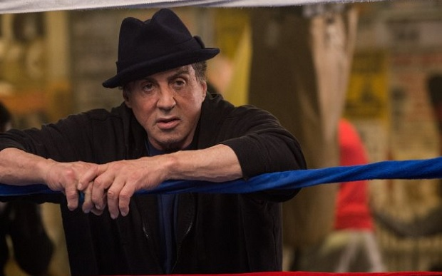 Stallone in Creed