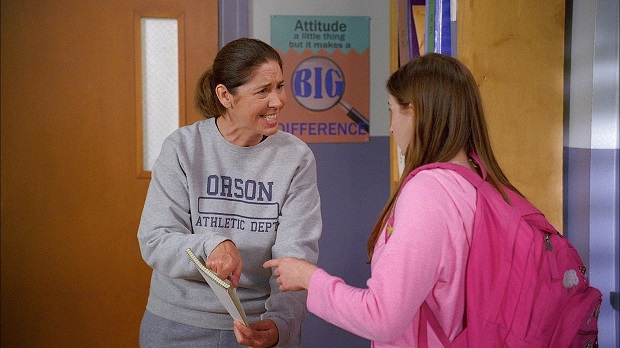 Brooke Dillman, Eden Sher, The Middle, ABC