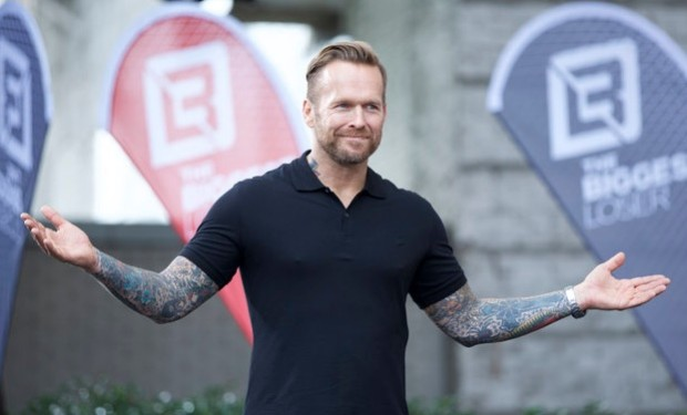Bob Harper, The Biggest Loser, NBC
