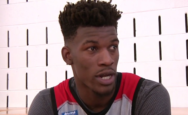 Jimmy Butler Bulls TV