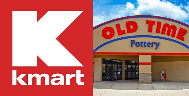 Kmart Old Time Pottery