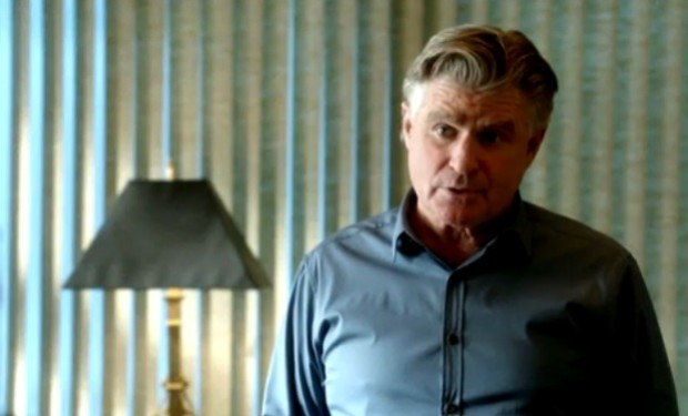 Treat Williams Blue Bloods CBS