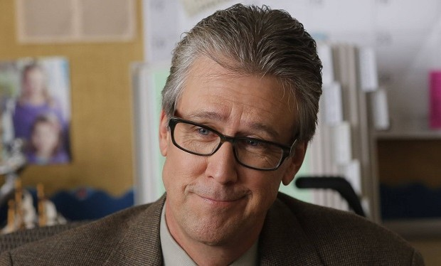Alan Ruck, The Middle, ABC