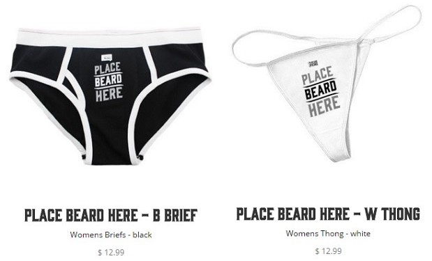 beard king on shark tank selling women 39 s underwear 39 put beard here 39. Black Bedroom Furniture Sets. Home Design Ideas
