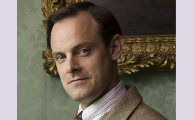 Harry Hadden-Paton as Bertie, Downton Abby, PBS