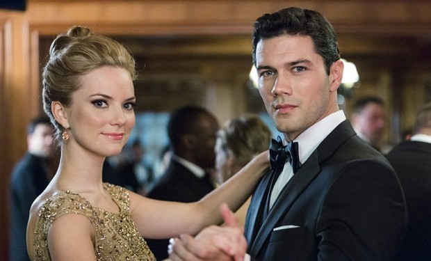 Cindy Busby, Ryan Paevey, Unleashing Mr Darcy, Hallmark Channel