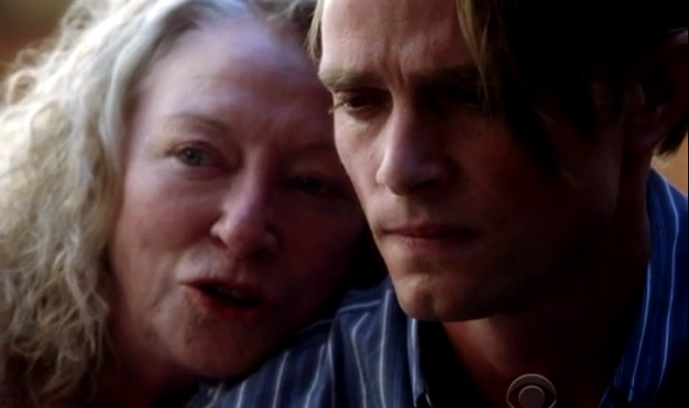 Veronica Cartwright, Wilson Bethel, Criminal Minds, CBS