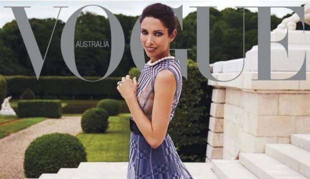 erica packer Vogue Australia