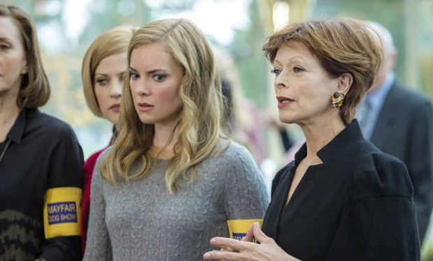 cindy busby, frances fisher