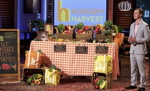 Hungry Harvest – Ugly Veggies Taste The Same But Cheaper