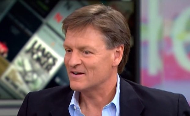 Michael Lewis on Bloomberg