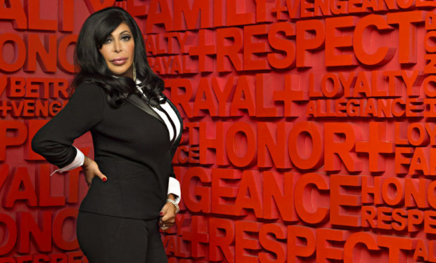 Big Ang, Mob Wives VH1