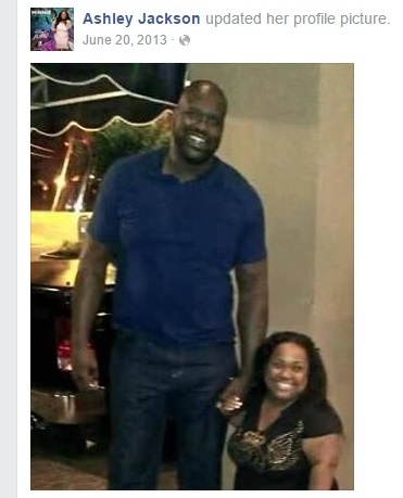 Minnie and Shaq