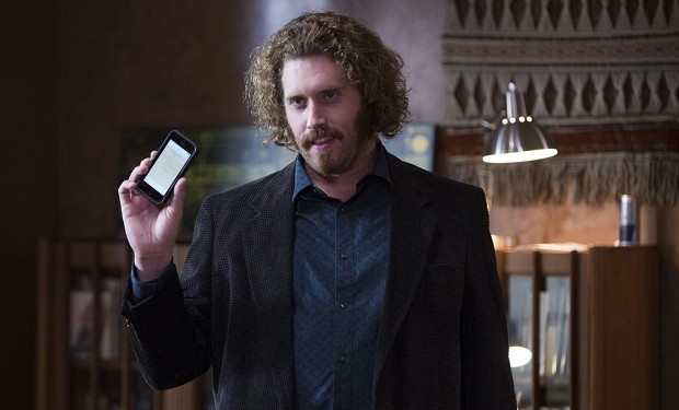 TJ Miller, Silicon Valley, HBO