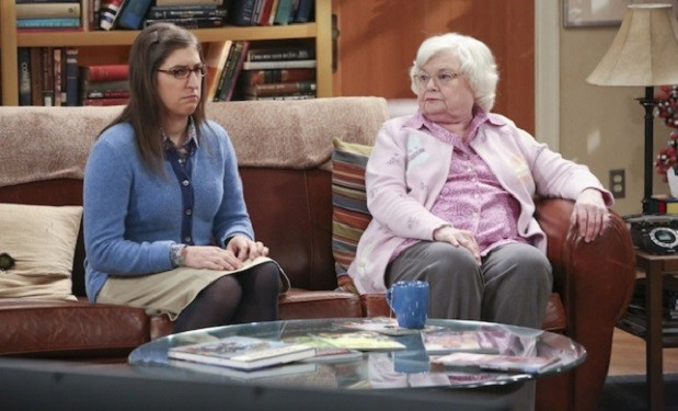 Mayim Bialik, June Squibb, Big Bang Theory, CBS