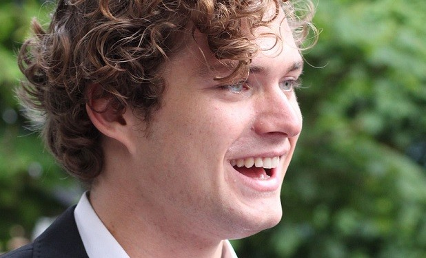 Finn_Jones the new Iron Fist