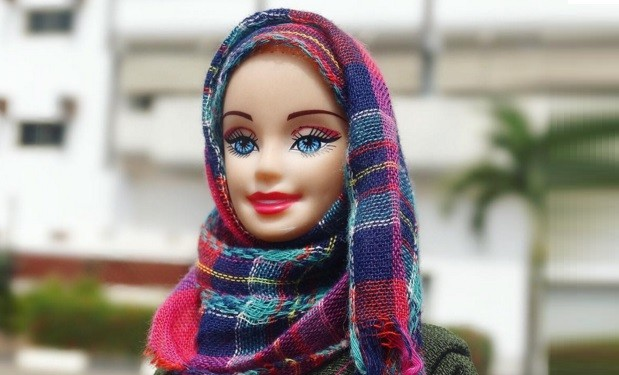 Hajib Barbie