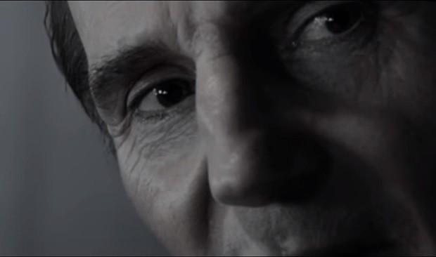 Liam Neeson for LG Super Bowl 50 Ad