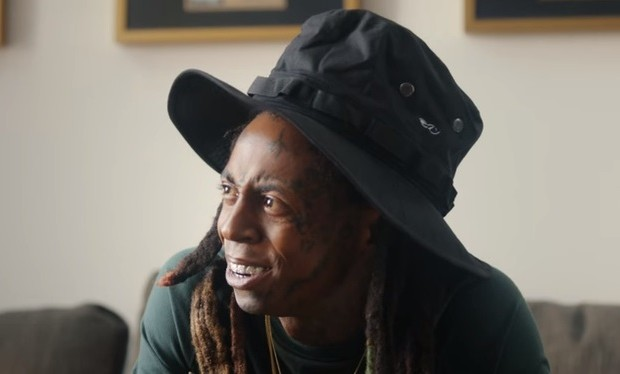 Lil Wayne For Apartments dot Com Screen shot YouTube