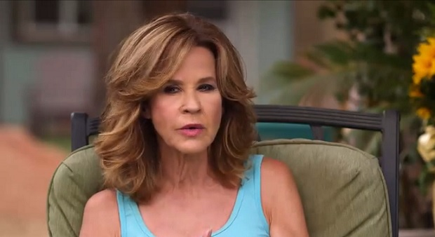 Linda Blair on Oprah