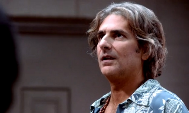 Michael Imperioli, Hawaii Five-0, CBS