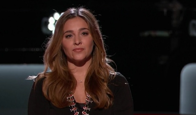 alisan porter on the voice