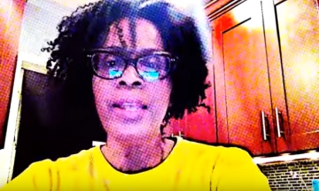 Janet Hubert, Aunt Viv, YouTube