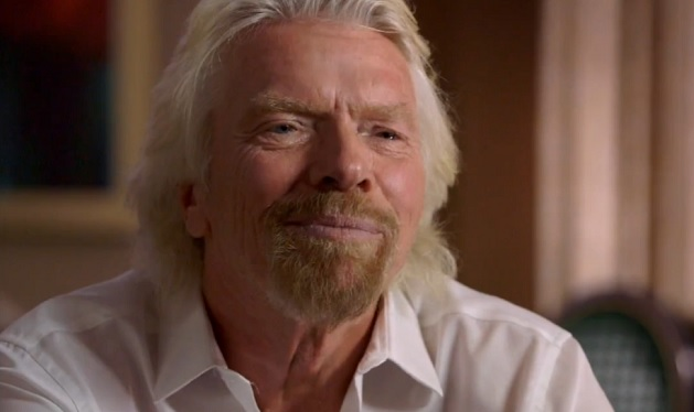branson on finding your roots