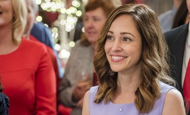 Autumn Reeser, Valentine Ever After, Hallmark
