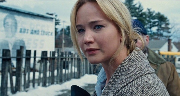 Jennifer Lawrence, Joy trailer