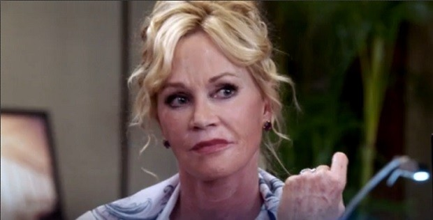 melanie Griffith, Hawaii Five-0 CBS