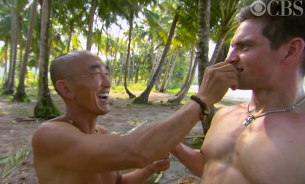 Tai and Caleb Survivor CBS