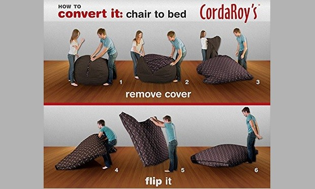 Cordaroys What Happened To The Bean Bag Chairs On Shark