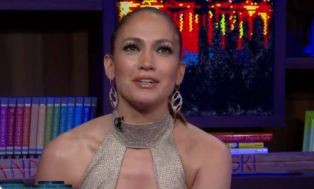 Jennifer Lopez on Watch What Happens Live