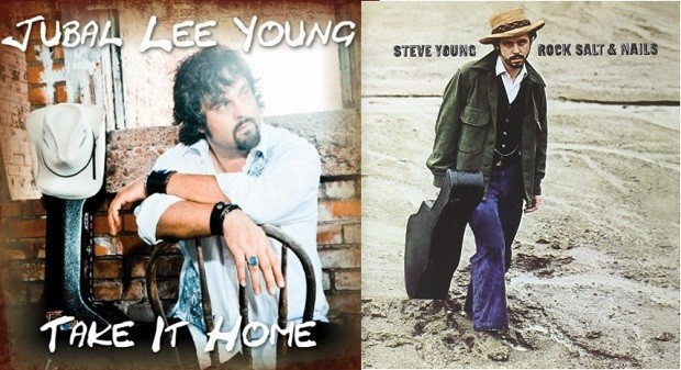 Jubal Lee Young and Steve Young