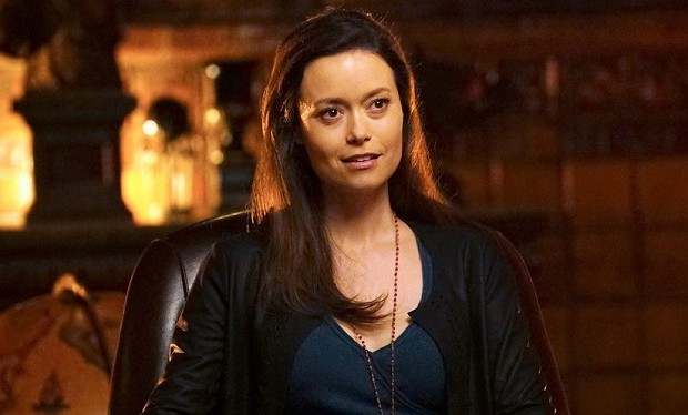 Summer Glau Castle ABC