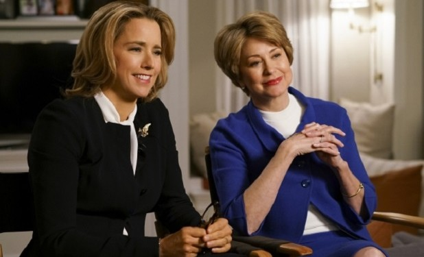 Tea Leoni Jane Pauley Madam Secretary CBS