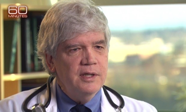 dr eric walsh 60 Minutes CBS