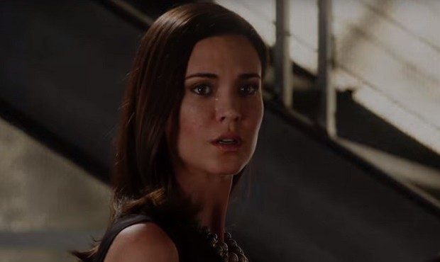 Odette Annable, The Grinder