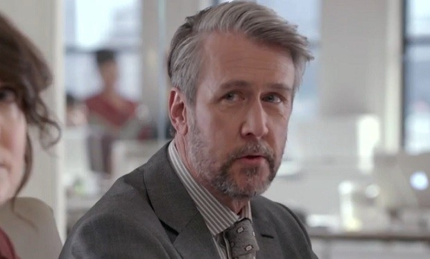 Alan Ruck The Catch ABC