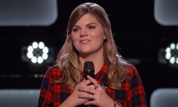 Caity Peters, The Voice, NBC
