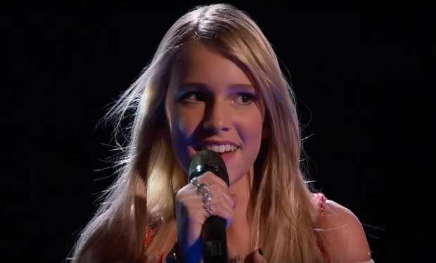 Caroline Burns The Voice NBC