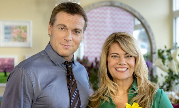 Michael Shanks, Lisa Whelchel, Hearts of Spring
