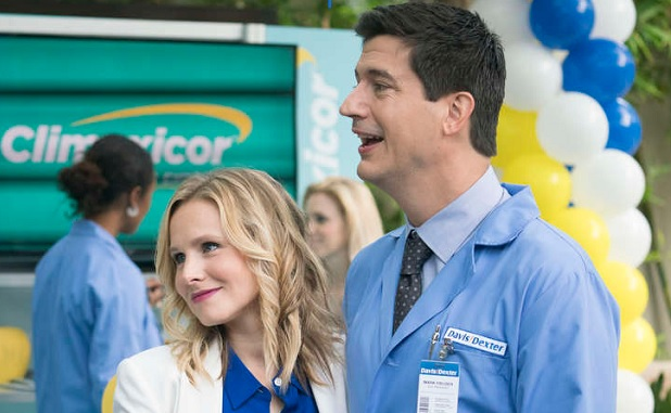 Kristen Bell Ken Marino House of Lies Showtime