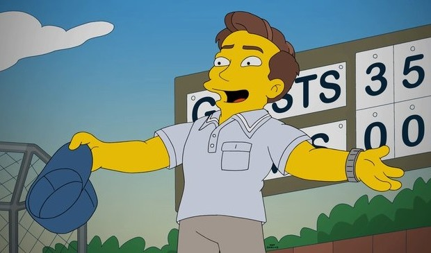 Andrew Rannells The Simpsons FOX