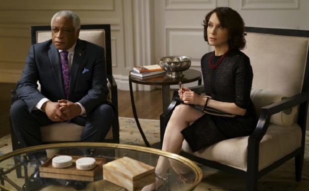 Dateline ariet girgis said marriage was miserable days for Bebe neuwirth leaving madam secretary