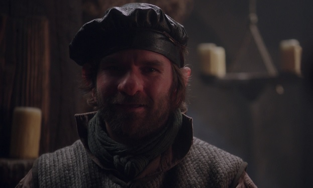 Geoff Gustafson, Stealthy Once Upon a Time ABC