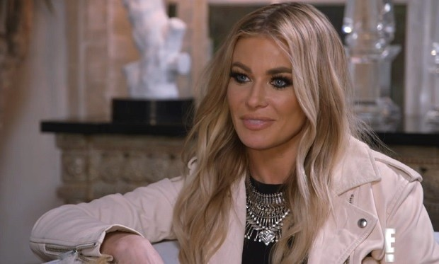 Carmen Electra Talks About Mother's Miscarriage