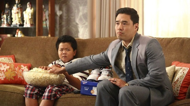 Randall Park, Fresh off the Boat, ABC