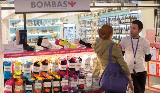 Bombas at Turn Style Facebook